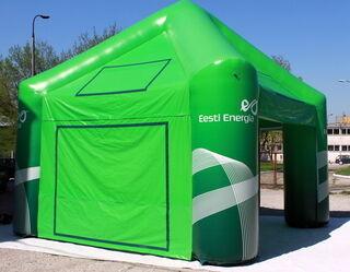 Pop-UP teltta Eesti Energia