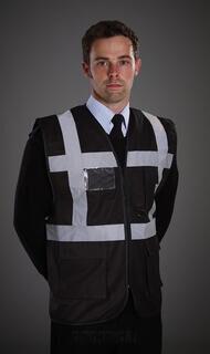 Hi Vis Executive Waistcoat 3. picture