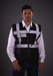 Hi Vis Executive Waistcoat 2. picture