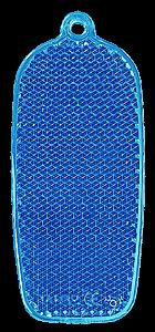 Heiastin kännykkä 32x78mm sininen