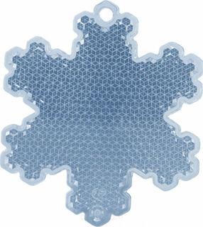 Heiastin lumikide 58x66mm sininen