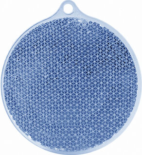Heiastin pyöreä 55x61mm sininen